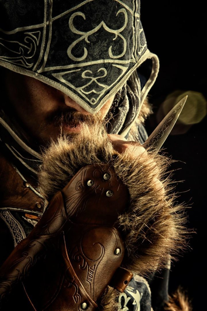 Ezio Auditore from AC Revelations