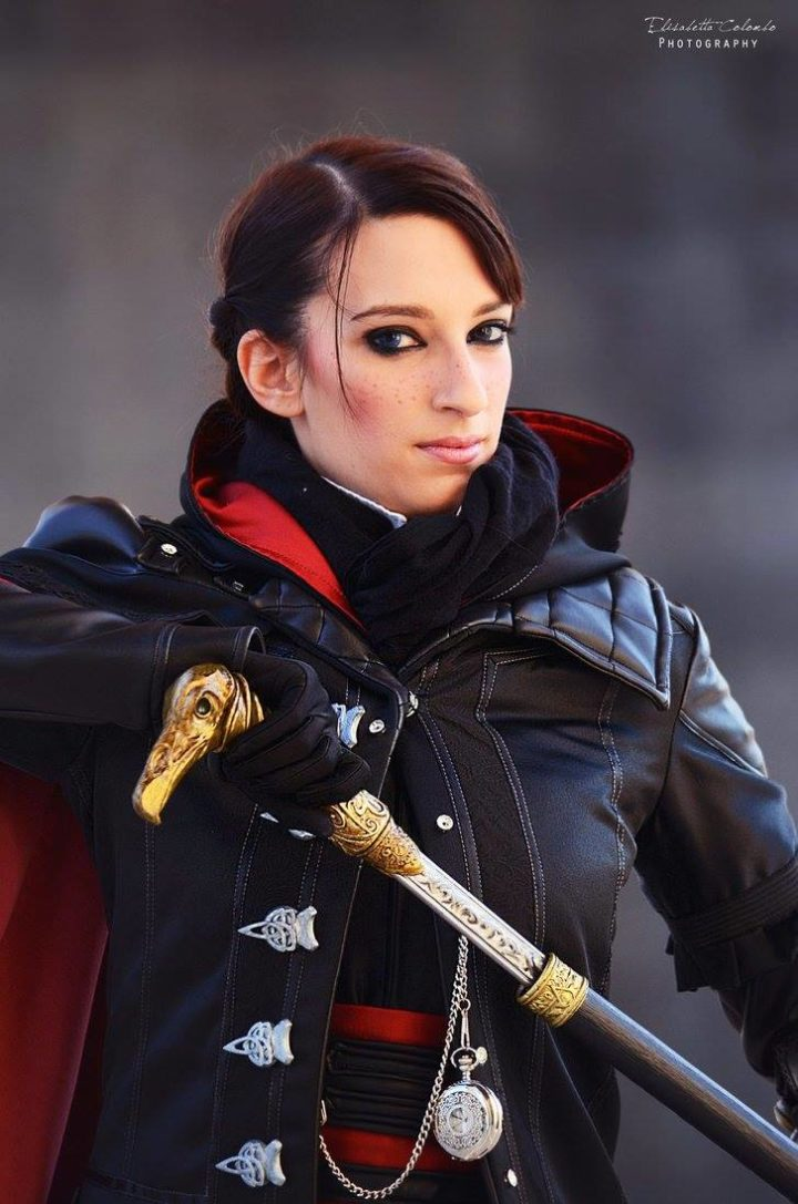 Evie Frye from AC Syndicate