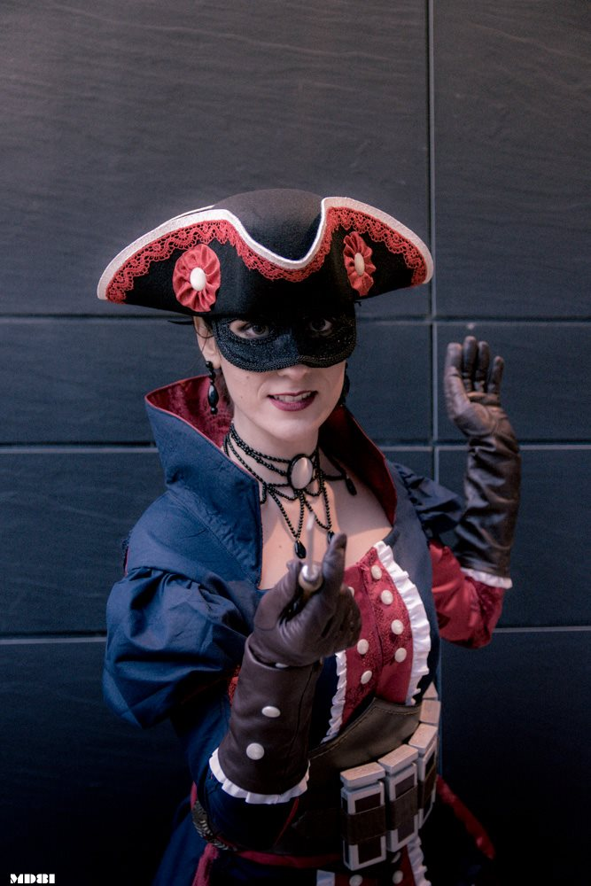 """Felicia Moreno """"The Puppeteer"""" from AC Black Flag Multiplayer"""