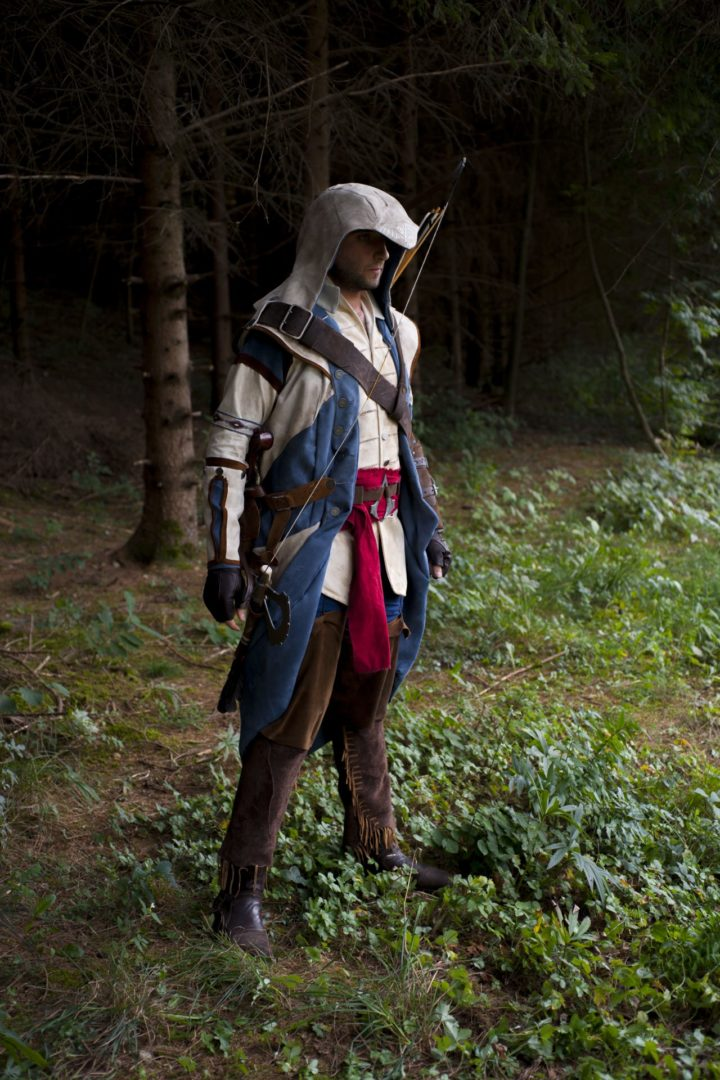 Connor Kenway from AC 3