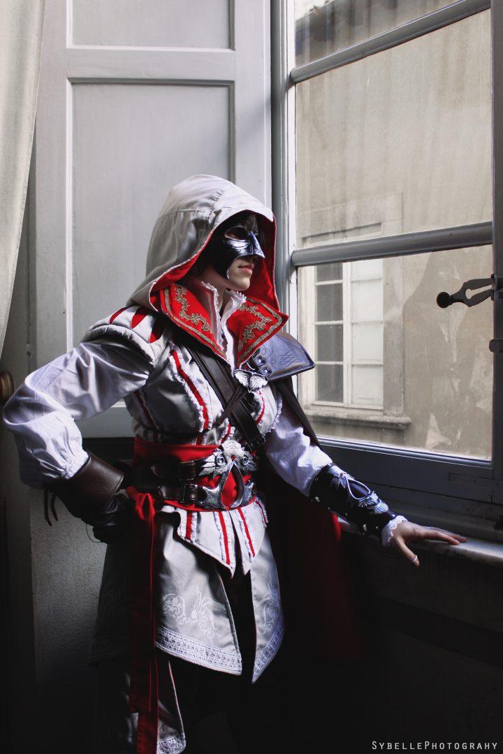 Ezio Auditore from AC 2