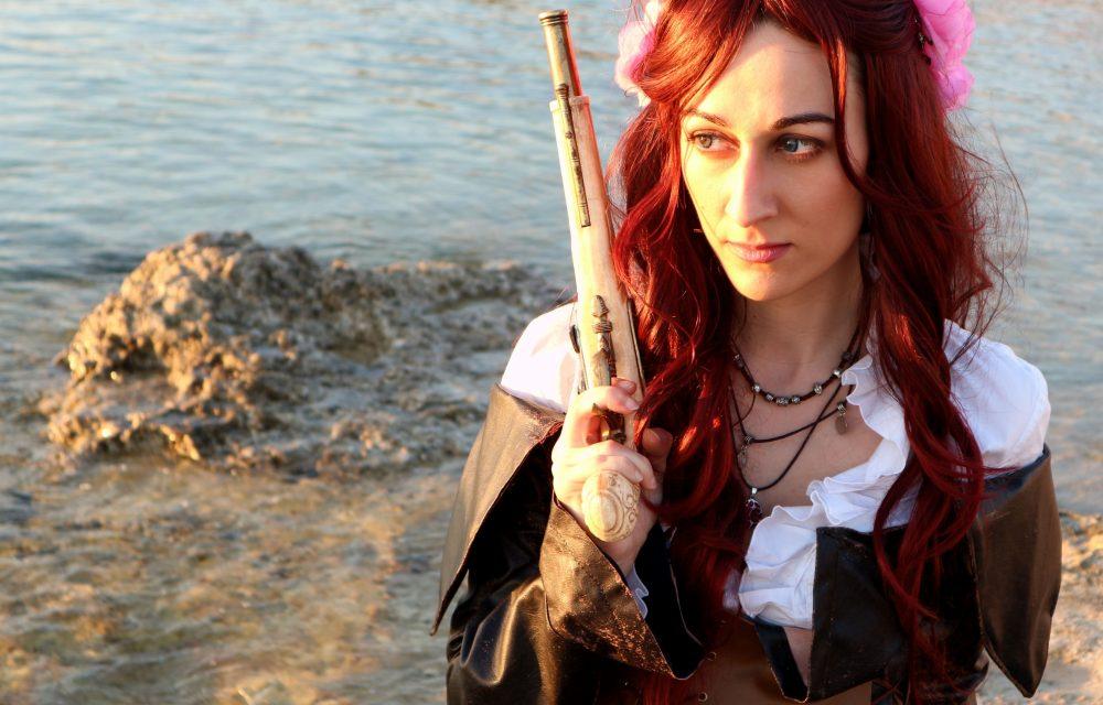 Anne Bonny from AC Black Flag