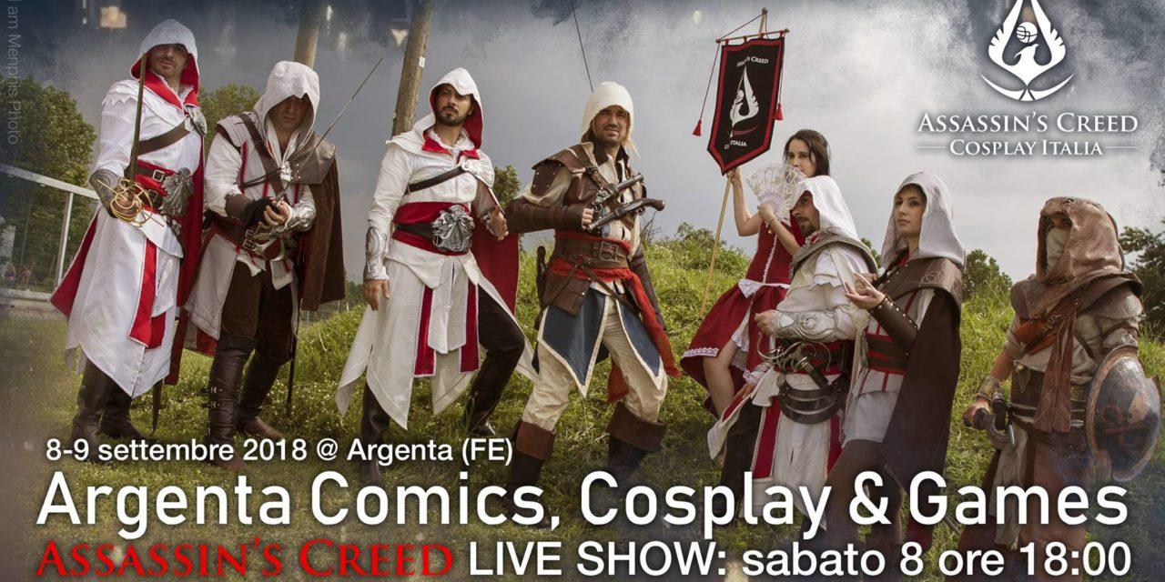 Argenta Comics 2018