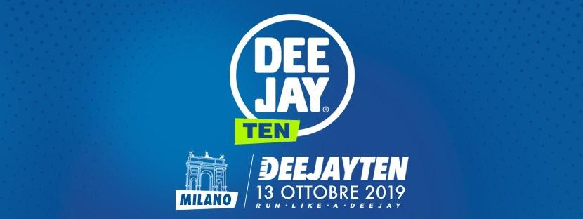 Deejay Ten Milano 2019: evento ufficiale