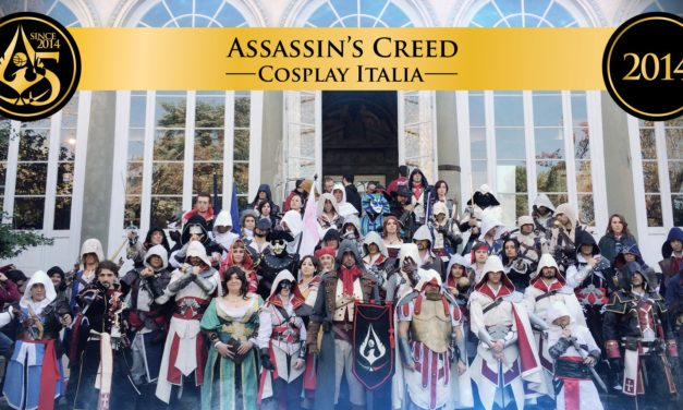 5 anni di Assassin's Creed Cosplay Italia