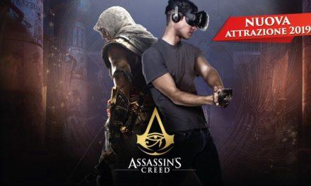 Inaugurazione Assassin's Creed Novità 2019
