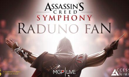 Assassin's Creed Symphony – Raduno Fan