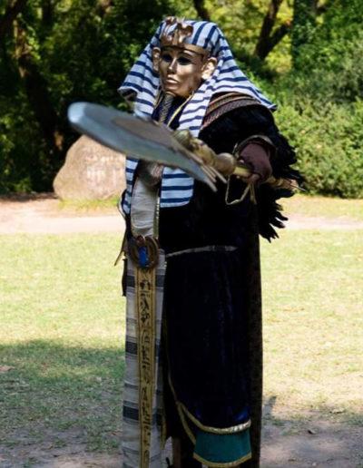 Tutankhamun from AC Odissey