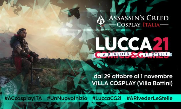 Il Covo degli Assassini @Lucca Comics & Games 2021